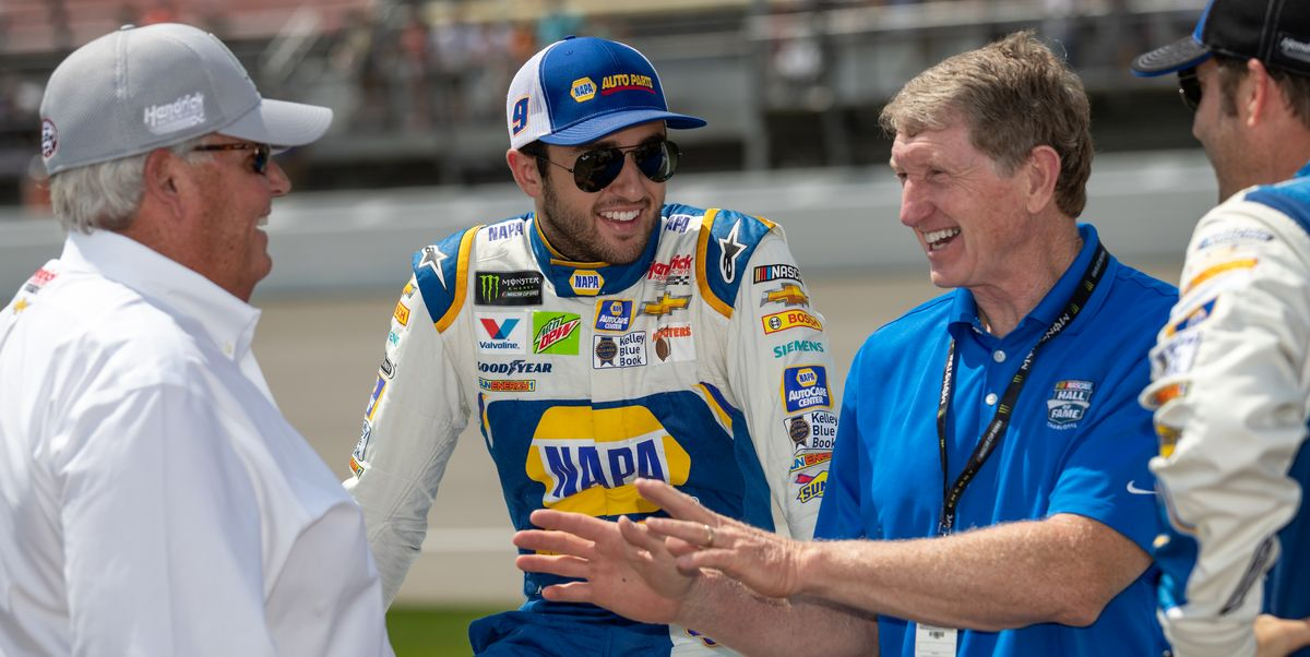 NASCAR's Hall of Fame Father-Son Combos, Ranked