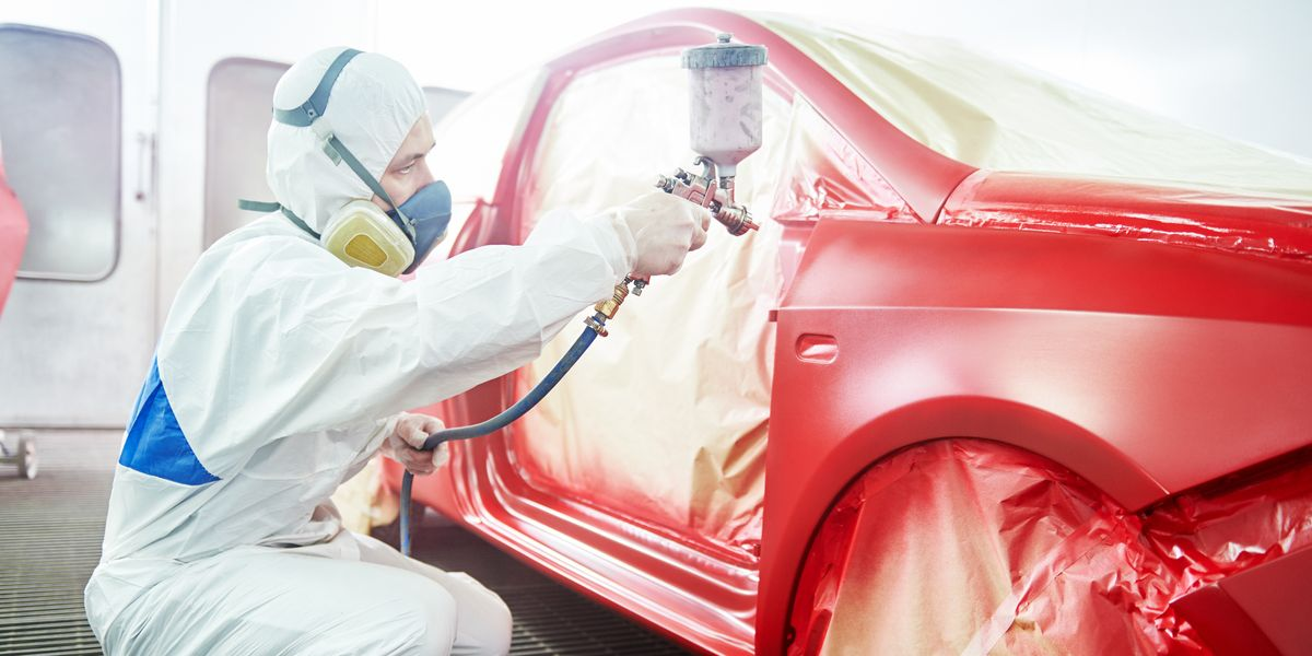 Car Painting Apps >> How Much Does It Cost to Paint a Car?
