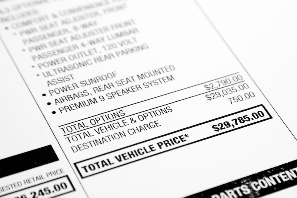 40% of Car Shoppers Willing to Pay $5000 over MSRP for a New Car