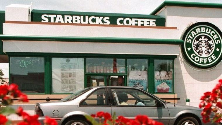 A Look Back At The Evolution Of Starbucks In Photos