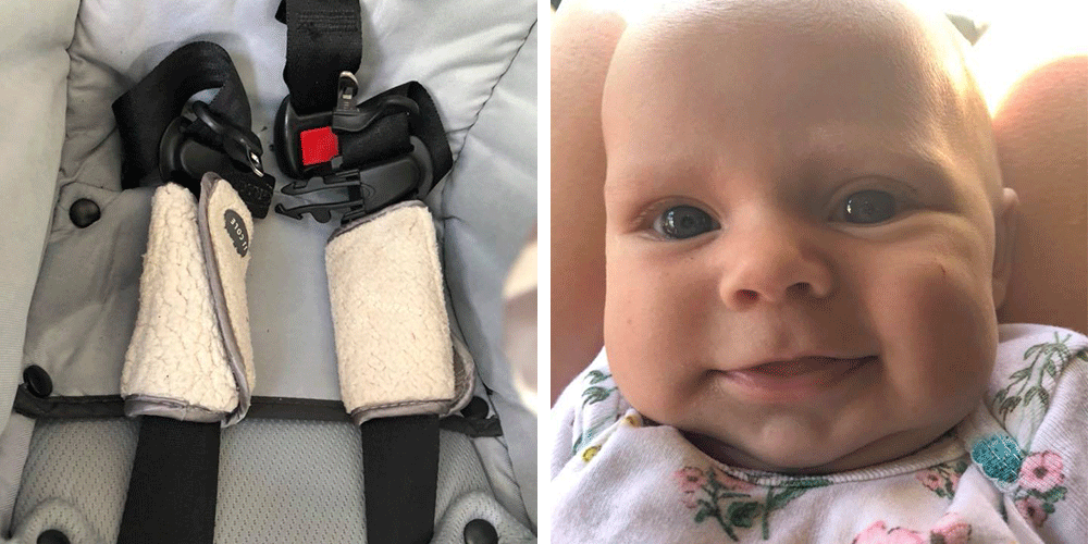 Mom Issues Warning About Car Seat Accessories After Dangerous Accident
