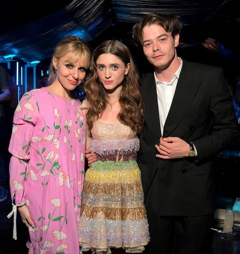 Stranger Things' Charlie Heaton and Natalia Dyer's Complete