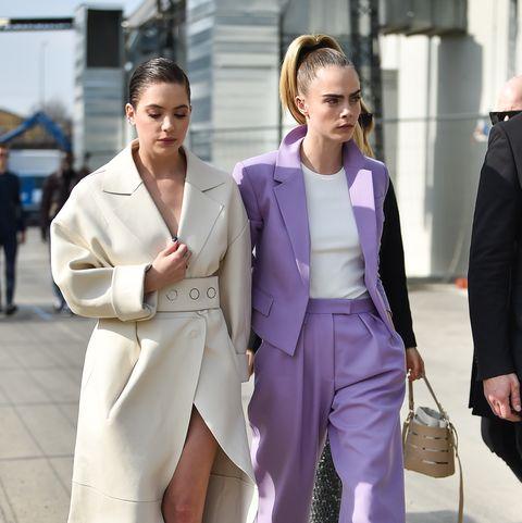 Cara Delevingne Defends Ex Ashley Benson Following G Eazy Rumors