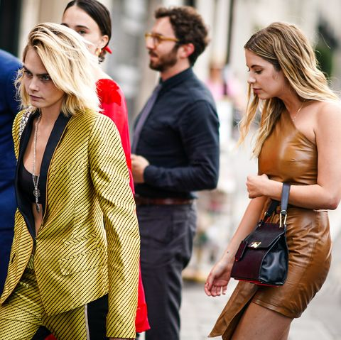 See Cara Delevingne And Ashley Benson S Matching Initial Tattoos