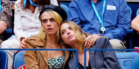 celebrities attend the 2019 us open tennis championships   day 13