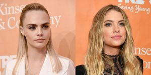 Cara Delevingne en Ashley Benson