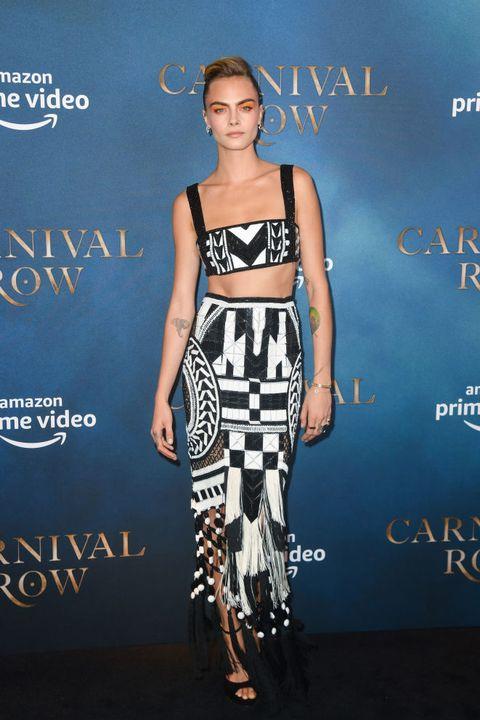 Cara Delevingne best dressed