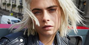 Cara Delevinge, Burberry Her campaign