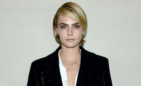 Cara Delevingne lost 50,000 followers after speaking out against R Kelly