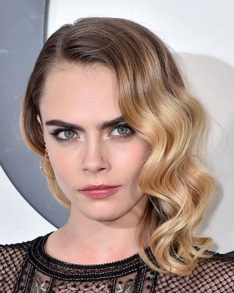 paris, france   february 25 editorial use only cara delevingne attends the dior show as part of the paris fashion week womenswear fallwinter 20202021 on february 25, 2020 in paris, france photo by dominique charriauwireimage