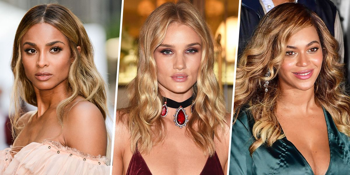 Caramel Brown Hair Colors Celebrities With Caramel Brown Hair