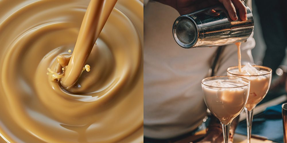 Caramilk Cocktails Are Trending On TikTok, And They Look Dangerously Delicious