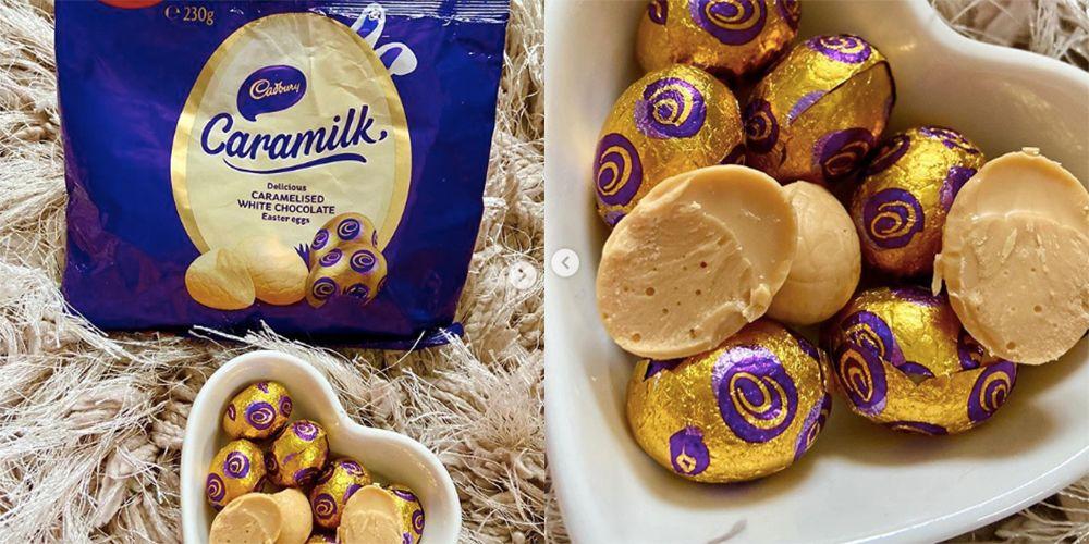 Caramilk Mini Eggs Are Here To Make Easter Incredible