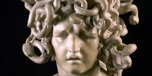 De Medusa van Bernini