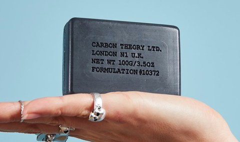 Carbon Theory Charcoal Soap for Acne