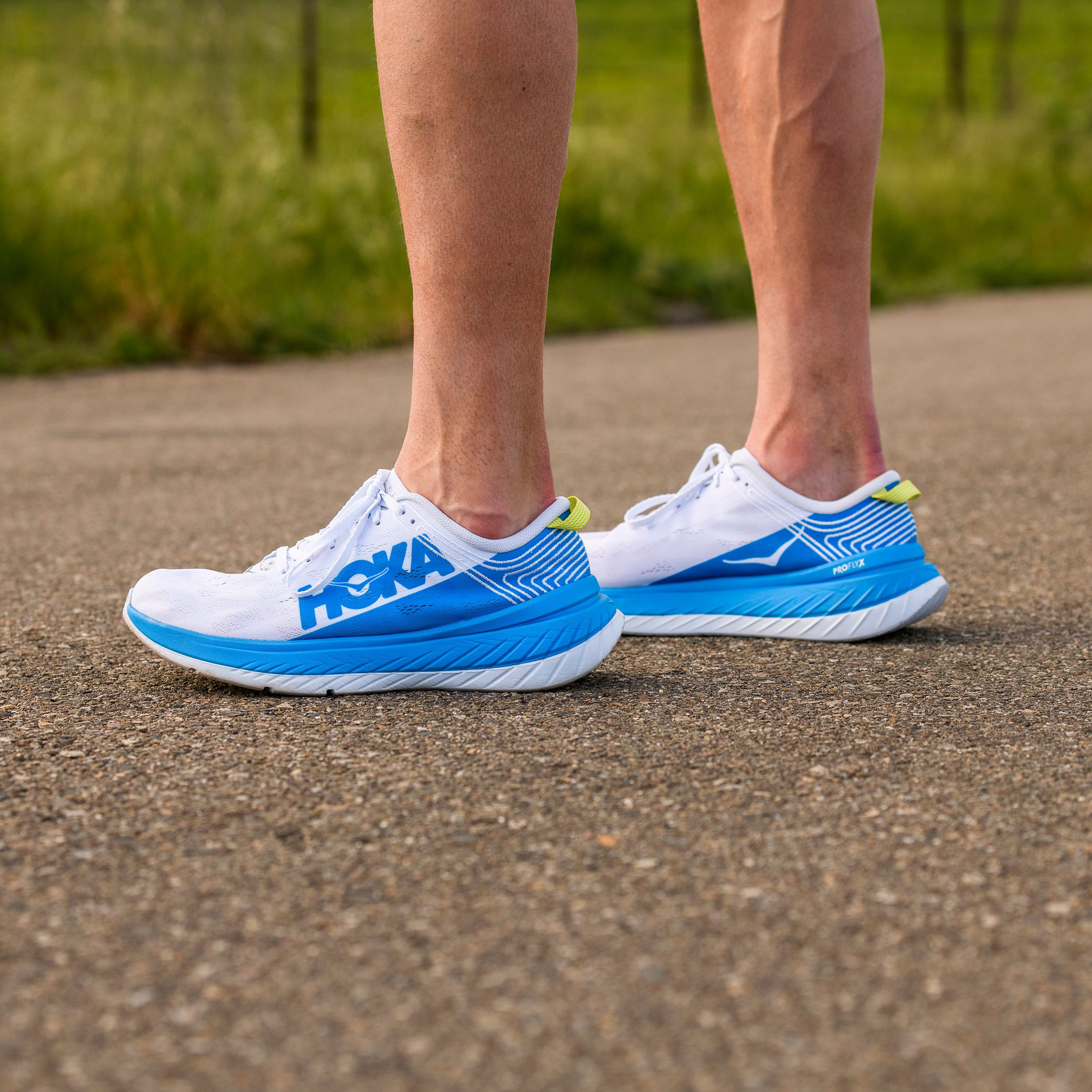 Designed For Speed And Endurance This Is Hoka S Project Carbon X Running Shoe
