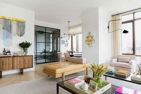 modern nyc apartment