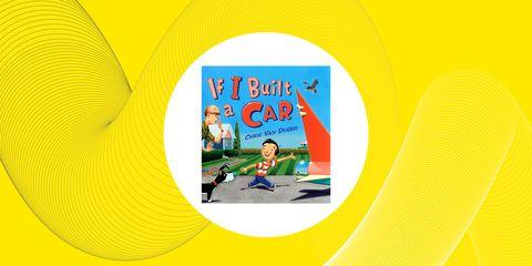 car books for children