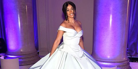 Here S The 1 Rule You Have To Follow If Re Invited Cardi B Wedding