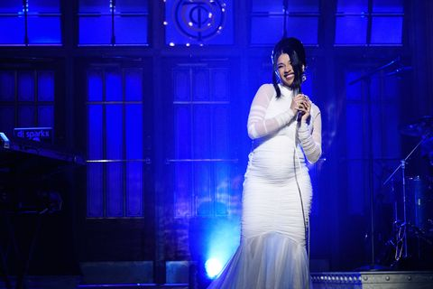 e058f073c5 Did Cardi B s Sister Just Accidentally Reveal the Sex of Her Baby