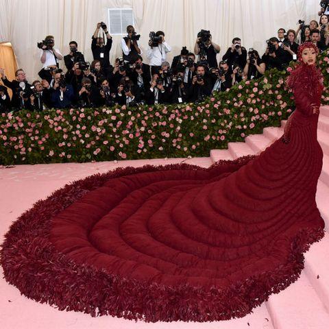 Met Gala 2019 red carpet