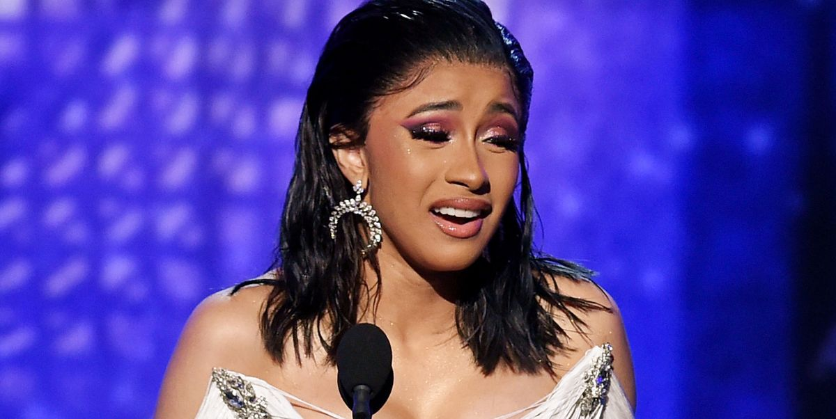 Watch Cardi B Win Best Rap Album Of The Year 2019 Grammy Award And See The Best -9085