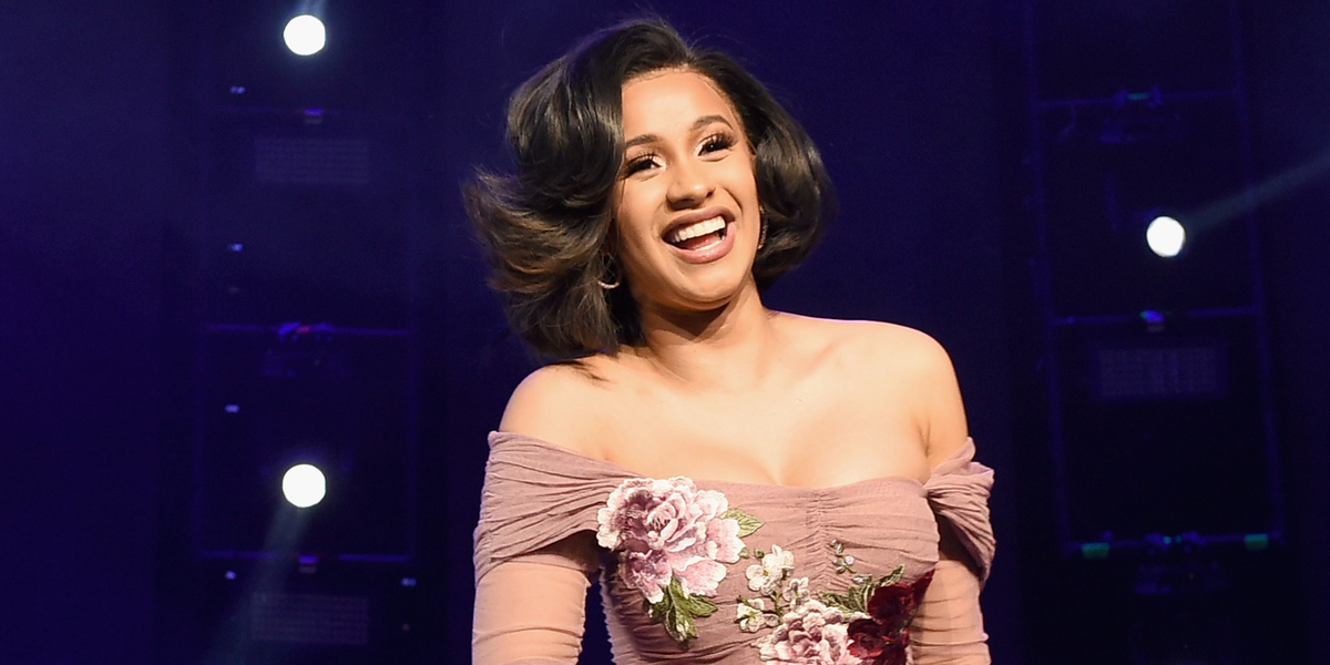 Cardi B Pregnant: Cardi B Is Pregnant With Fiancé Offset's Baby