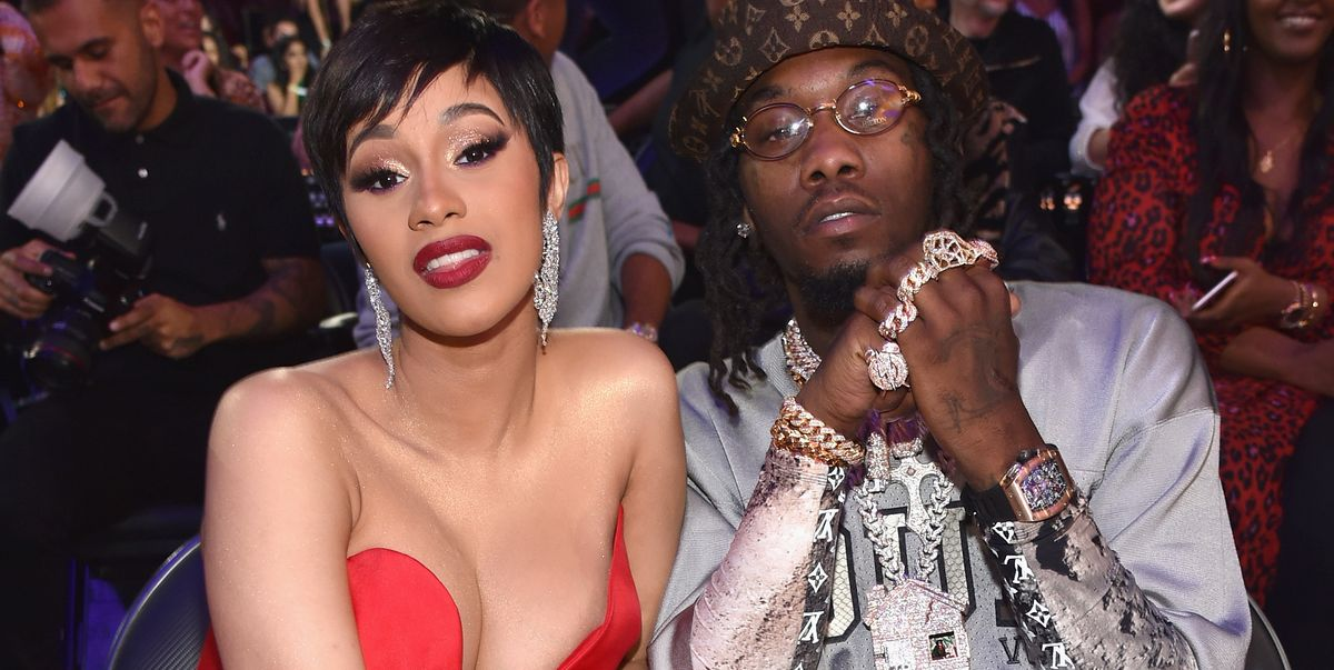 Cardi B And Offset Gets Trolled For Naming Baby Kulture