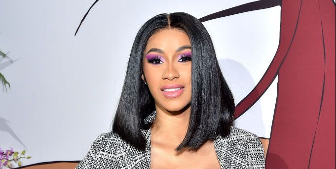 41b91e5a57b Cardi B Drives Around With No Pants To Avoid Getting Yeast Infection