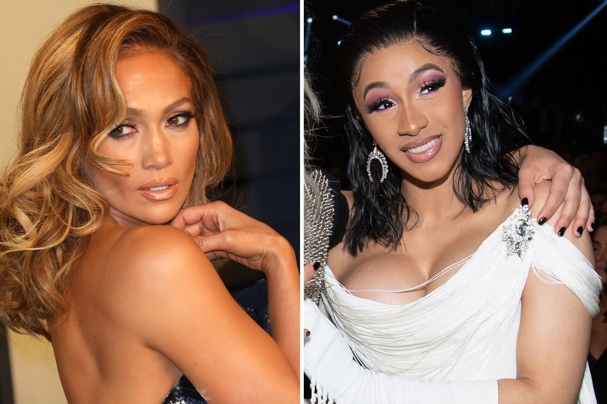 Cardi B dará el salto al cine junto a Jennifer Lopez en 'Hustler'
