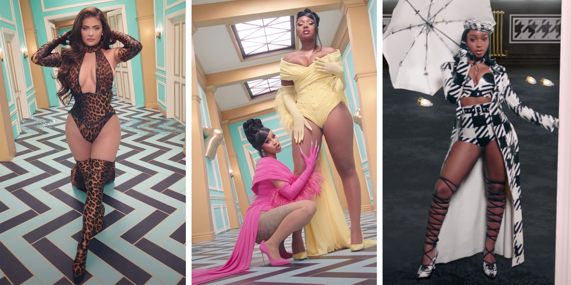 Cardi B and Megan Thee Stallion Release 'WAP' Music Video—See Every Cameo