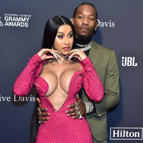 cardi b offset spark reconciliation rumours after they were spotted kissing at her birthday a month after divorce filing