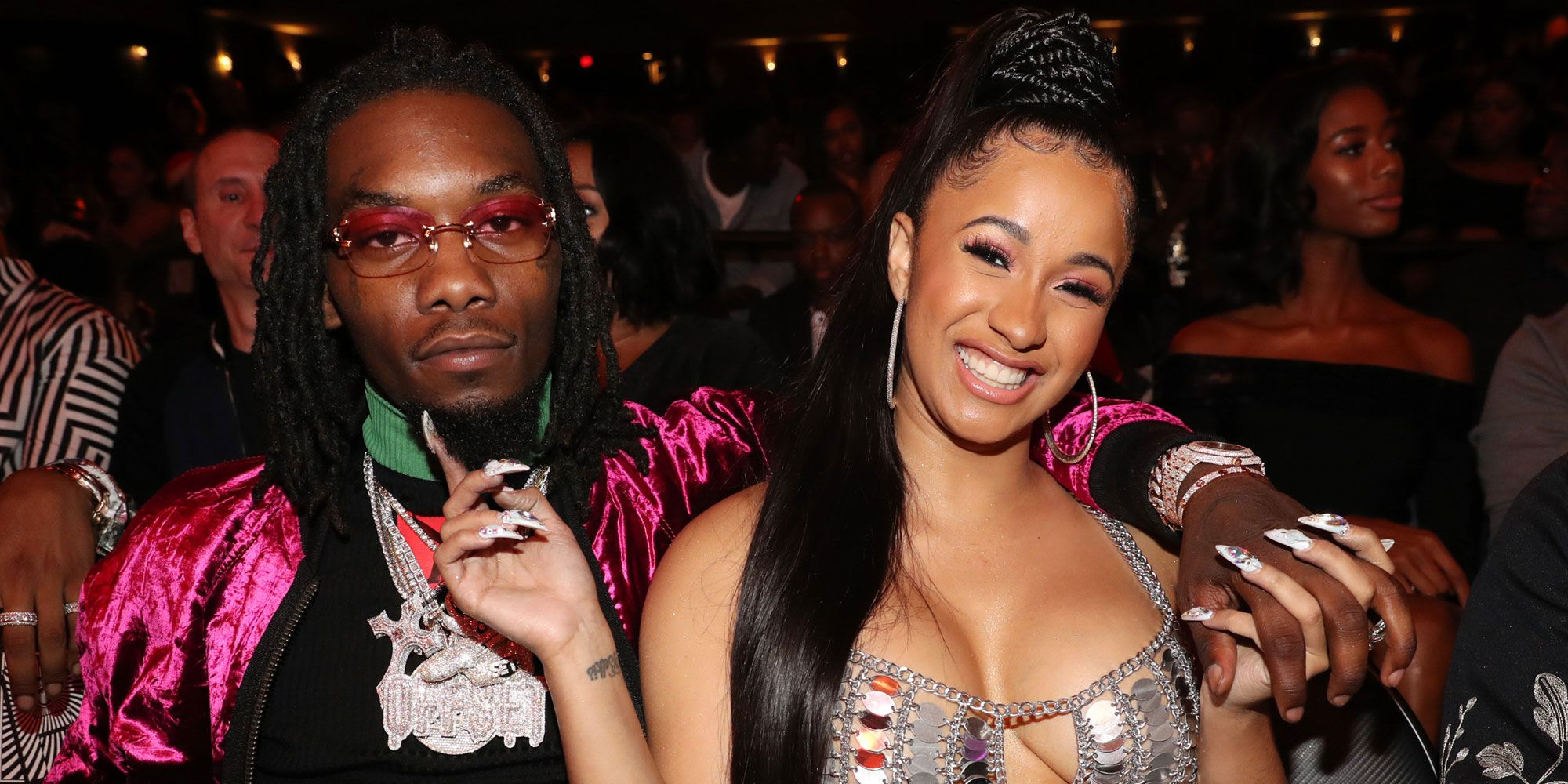 4d4f98e7d8049 Rappers Cardi B and Offset s Relationship Timeline - Why Did Cardi B ...