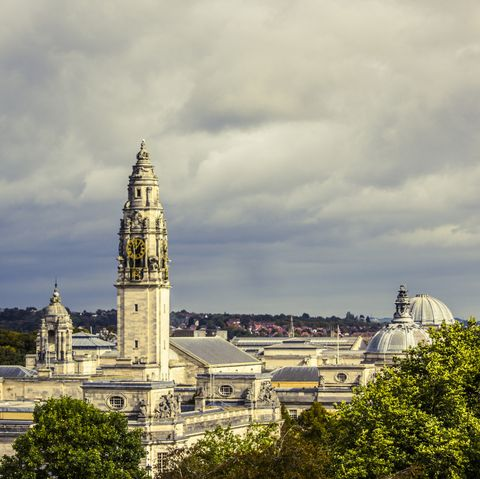 Top UK cities with the nicest neighbours - Cardiff city