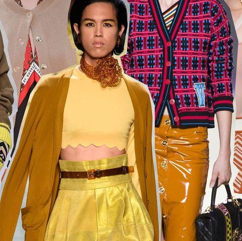 a7cdc9d503cb1d Cardigan moda 2019: i maglioni di tendenza Primavera Estate 2019 ...