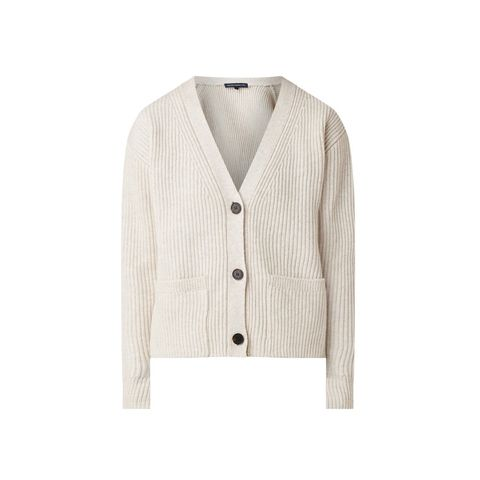 Clothing, Outerwear, Sweater, Cardigan, Beige, Sleeve, Top, Jacket, Jersey, Neck,