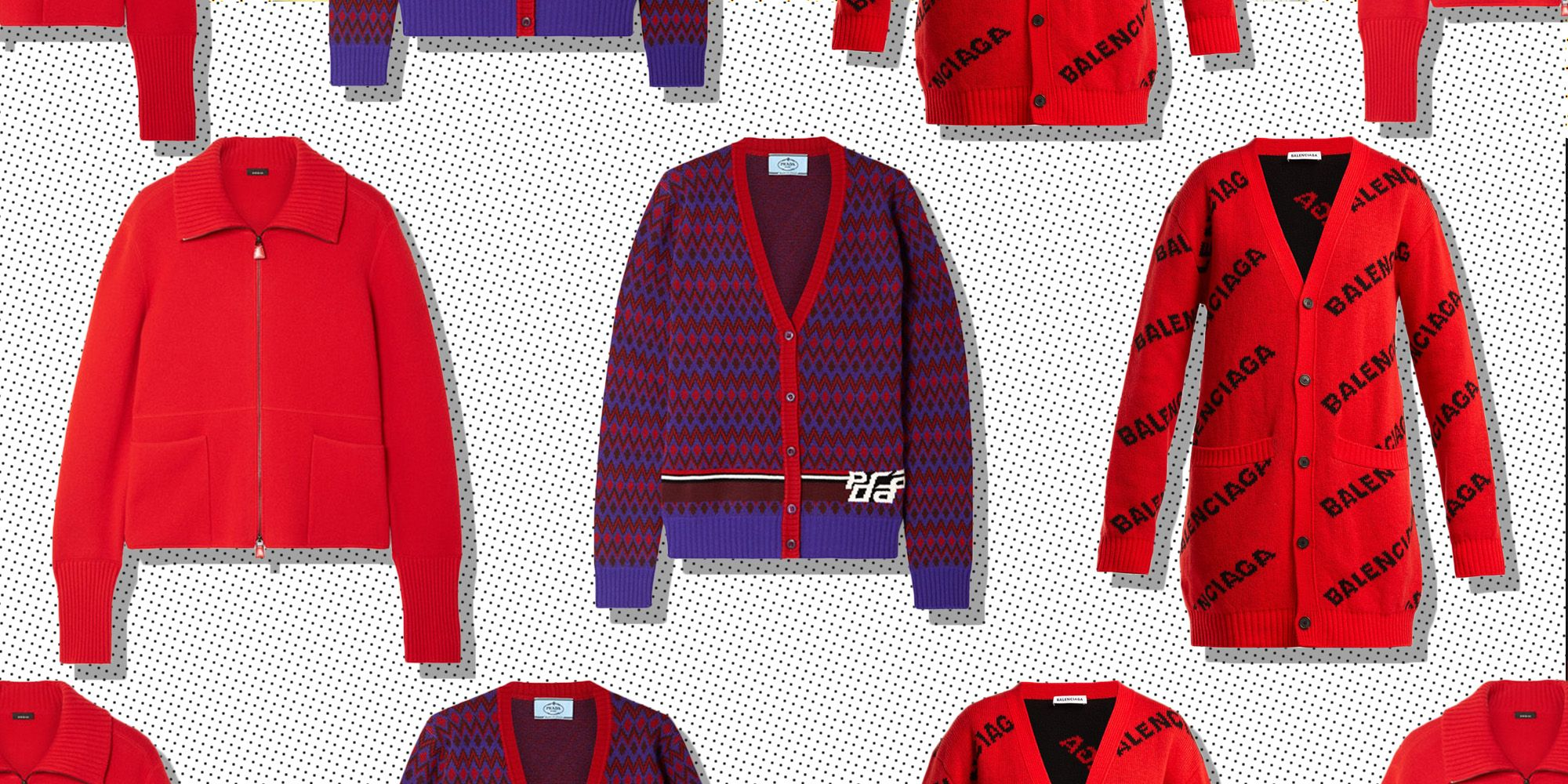 26 Cardigans To Up Your Granny-Chic Game This Christmas