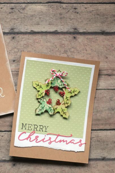 40 Unique Diy Christmas Card Ideas 2020 Handmade Christmas Cards