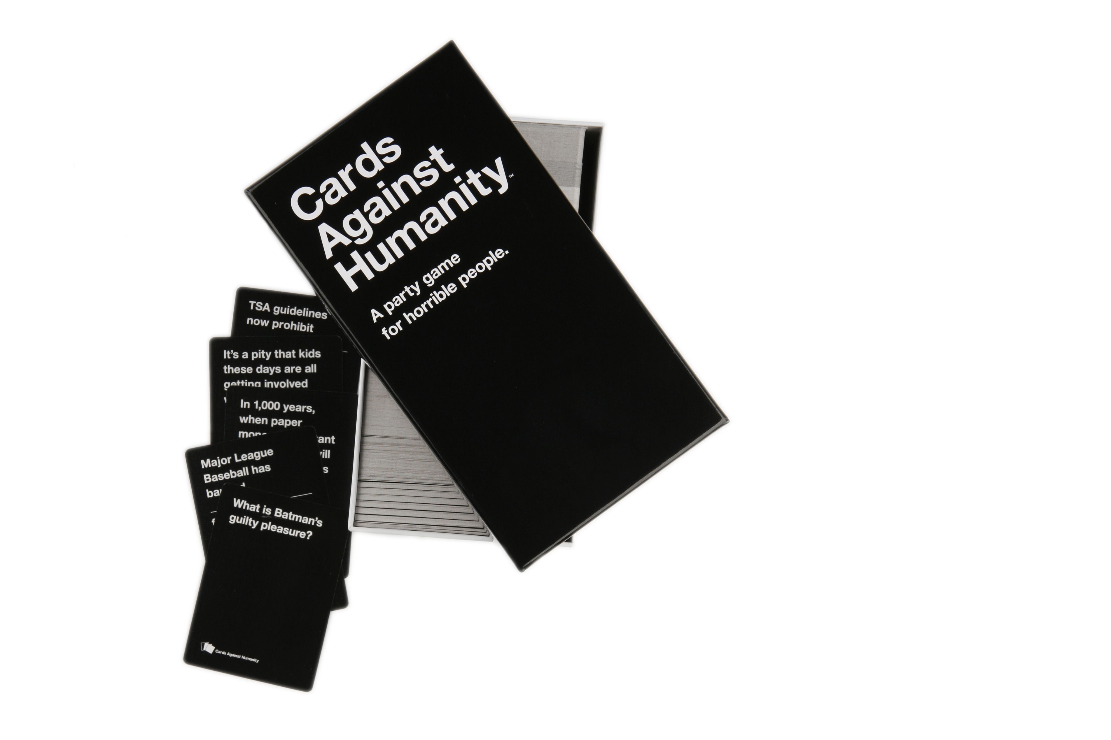 You Can Play Cards Against Humanity Online With Your Friends Right Now