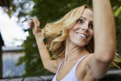 lo que ayuda a perder peso durante la menopausia