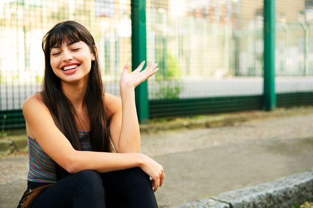 how to cut fringe   women's health uk