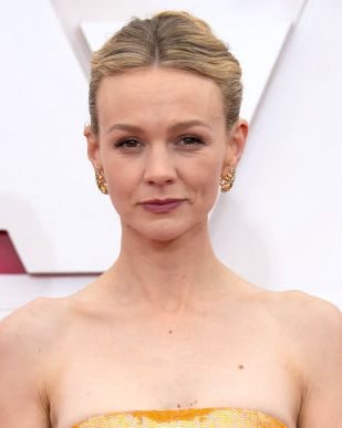los angeles, california – april 25 editorial use only in this handout photo provided by ampas, carey mulligan attends the 93rd annual academy awards at union station on april 25, 2021 in los angeles, california photo by matt petitampas via getty images