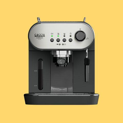 Espresso machine, Small appliance, Home appliance, Coffeemaker, Drip coffee maker, Kitchen appliance,