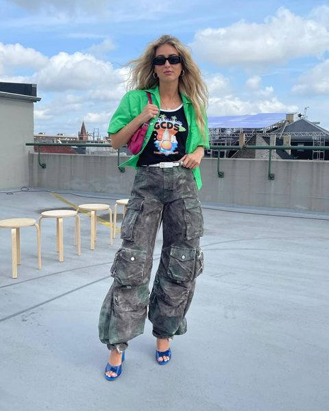 kopenhagen fashion week rok over broek