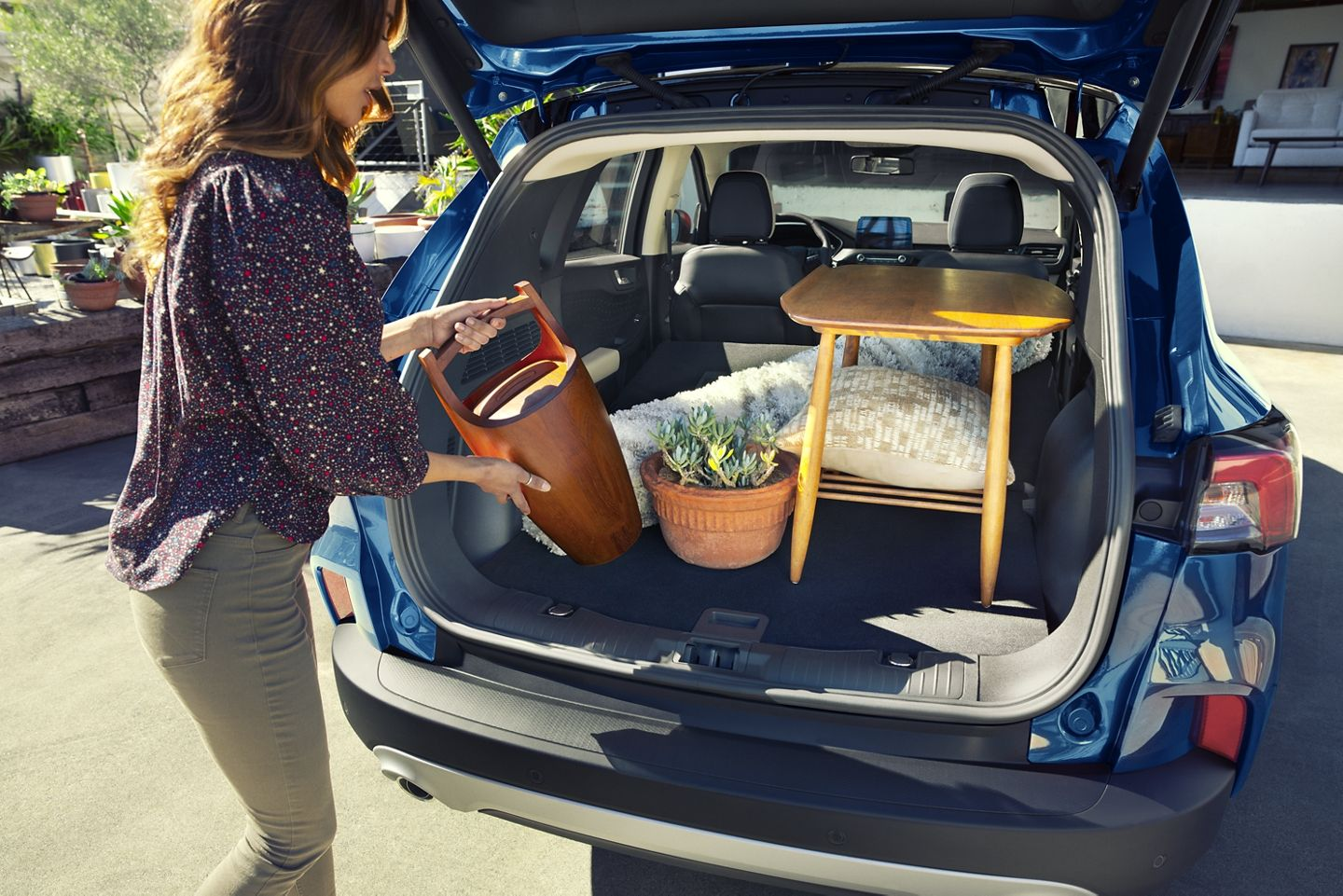 Crossover Suvs With The Most Cargo Space