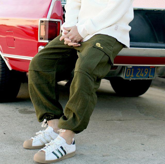 gorecki cargo pants