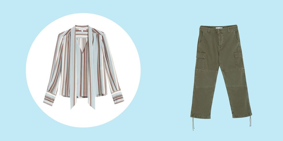How to Wear Cargo Pants—Because, Yes, They're Back
