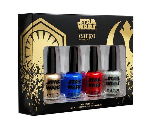 Coolest Star Wars Nail Art Star Wars Nail Art Ideas And Designs