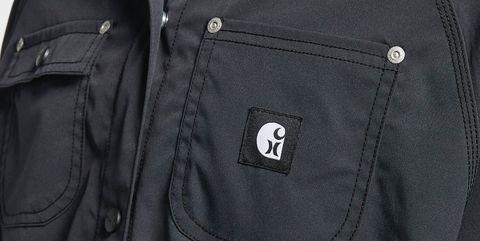 Clothing, Jacket, Outerwear, Sleeve, Pocket, Zipper, Hood, Button, Coat,