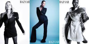 Carin Roitfeld voor Harper's Bazaars septembernummer